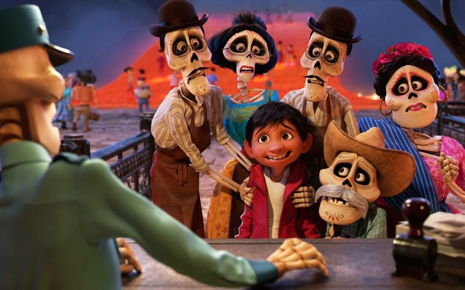 'Toy Story', 'Wall-E', 'Coco' va nhung kiet tac hoat hinh cua Pixar hinh anh