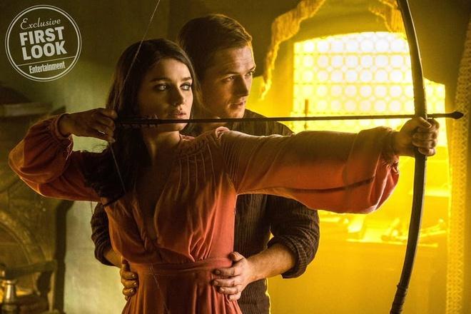 Dac vu Kingsman tro thanh hiep si rung xanh Robin Hood hinh anh 2