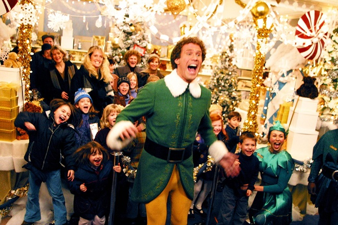 'Elf', 'Love Actually' va cac phim Giang sinh hay nhat the ky 21 hinh anh 1