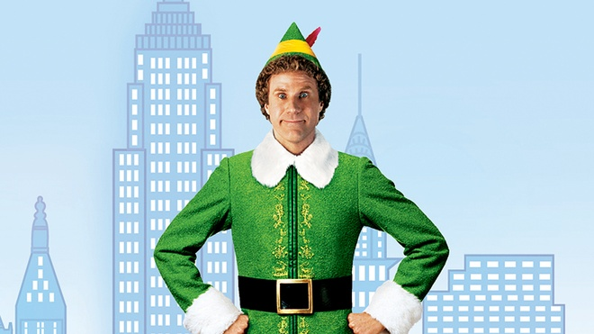 'Elf', 'Love Actually' va cac phim Giang sinh hay nhat the ky 21 hinh anh
