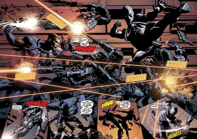 'Avengers: Infinity War' dua tren 3 tuyen truyen tranh Marvel Comics hinh anh 3