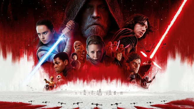 Doanh thu phong ve Star Wars: The Last Jedi anh 1