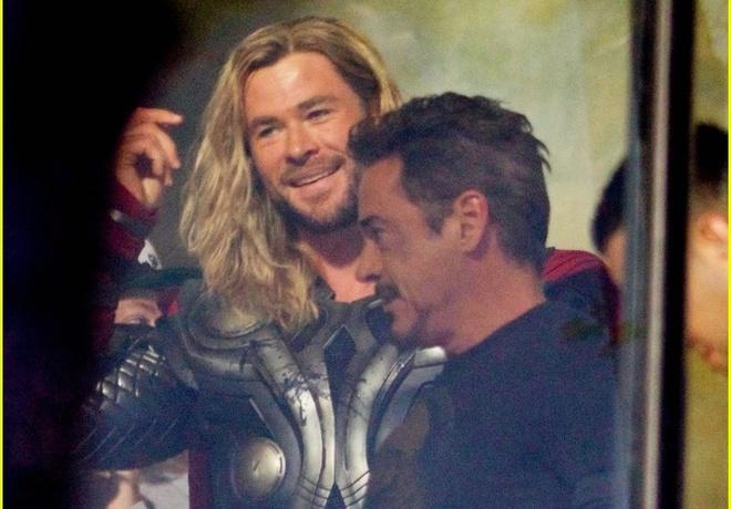 Thanos se tieu diet cac sieu anh hung Avengers trong 'Infinity War'? hinh anh 1