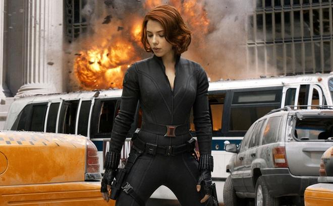 Scarlett Johannson co the dut tui 25 trieu USD voi phim 'Black Widow' hinh anh 1