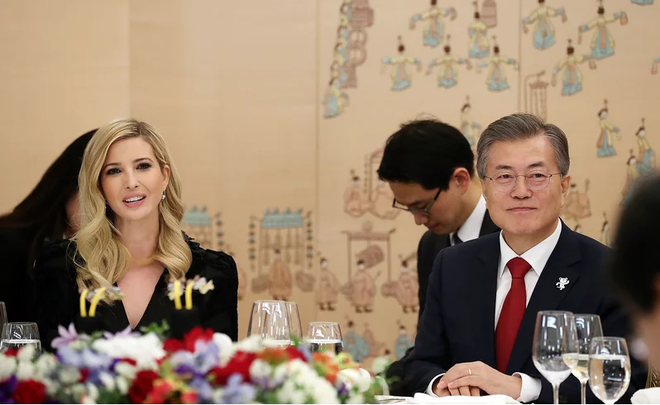 Ivanka Trump: 'Cac con toi me Kpop' hinh anh 1