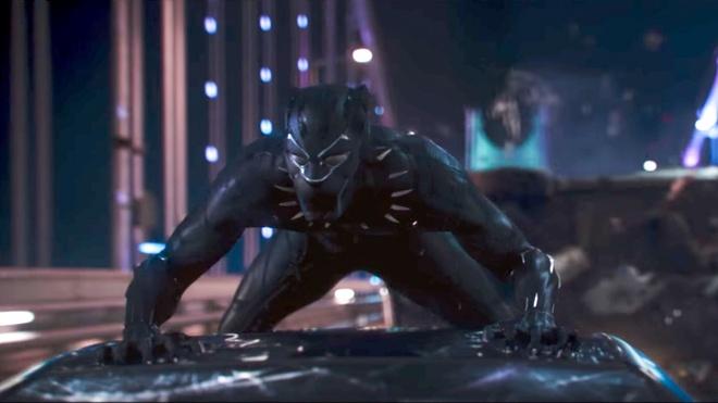 Bom tan 'Black Panther' vuot moc doanh thu 1 ty USD hinh anh