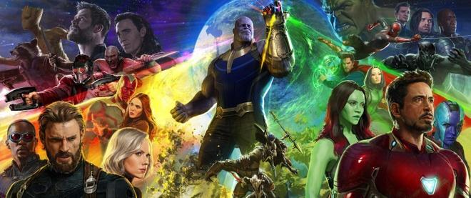 'Avengers: Infinity War' co the pha ky luc doanh thu cua 'Fast 8' hinh anh