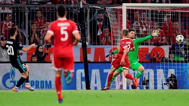 Bayern thua Real vi khong thang noi so phan va chinh minh hinh anh
