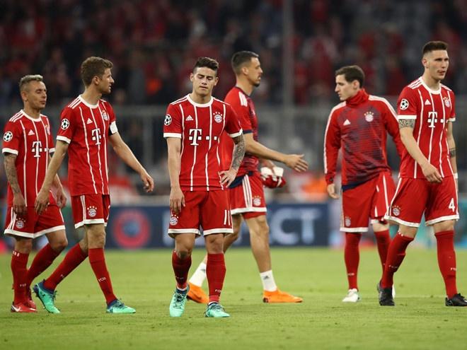 Thua Real Madrid, Bayern Munich doi mat voi nhung thay doi lon hinh anh