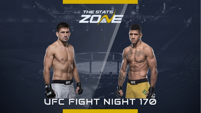 UFC Fight Night 170 tai Brazil co the bi huy vi dich Covid-19 hinh anh 1 l.jpg