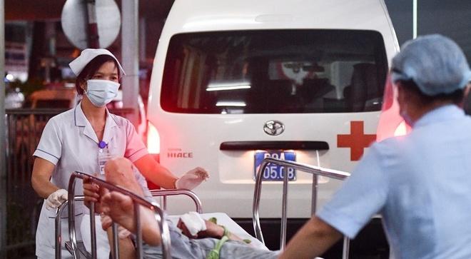 Diễn biến Covid-19: 5 bệnh viện nhận thiếu sót vụ từ chối cấp cứu khiến bệnh nhân tử vong - Xã hội