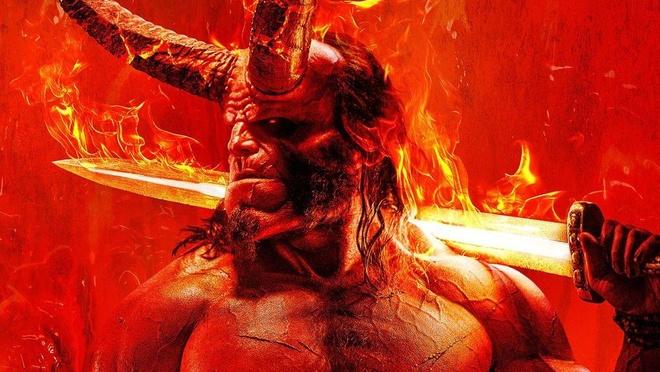 Bom tan 'Hellboy' bi che noi dung lon xon, dung ky xao re tien hinh anh 1