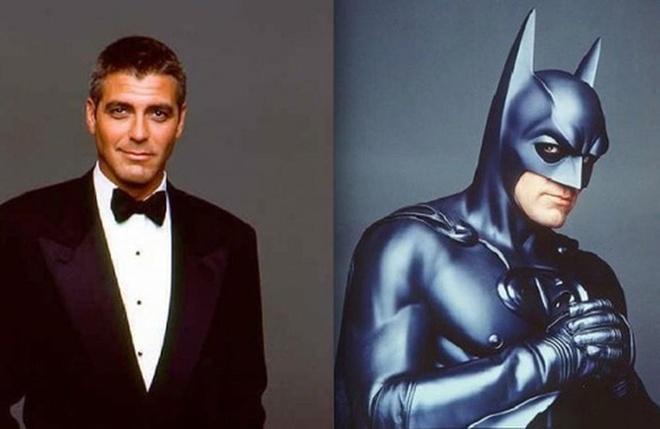 George Clooney tung khuyen Ben Affleck khong nen dong Batman hinh anh 1