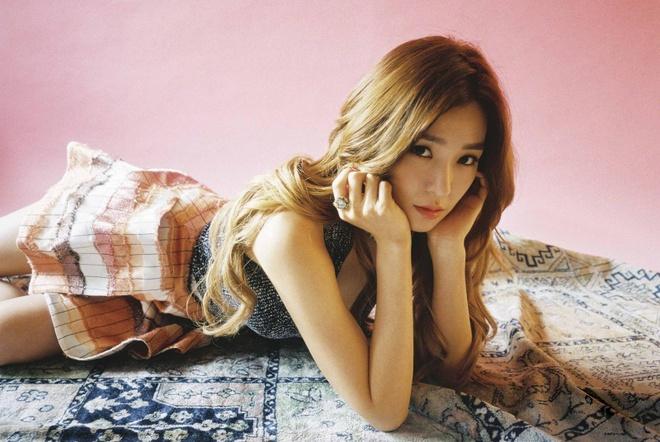 Tiffany (SNSD) to chuc buoi hoa nhac solo tai Han Quoc hinh anh 1