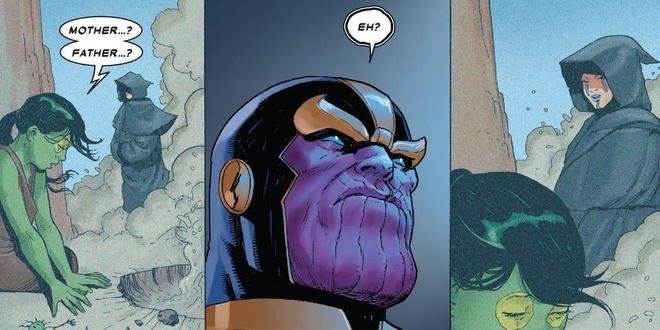 Tai sao Thanos lai cung chieu Gamora hon nhung nguoi khac? hinh anh 1