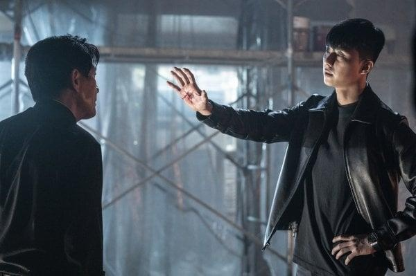 Park Seo Joon pho dien hinh the chuan khi dong nha vo dich vo thuat hinh anh 1