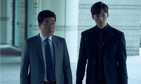 Nana thanh nguoi yeu cu Choi Jin Hyuk trong phim hinh su kich tinh hinh anh 1