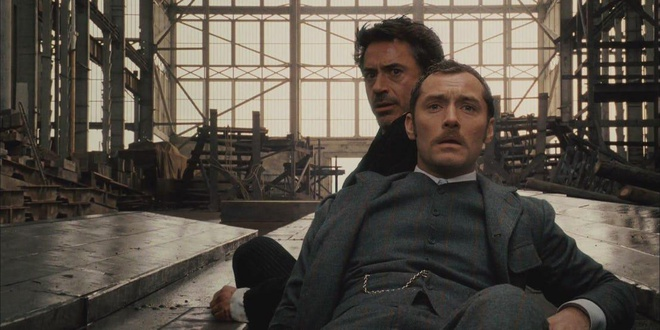 phim Sherlock Holmes 3 anh 1