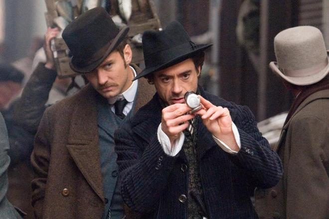 phim Sherlock Holmes 3 anh 2