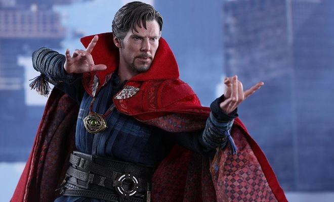Doctor Strange se thoat bong Tony Stark trong phan phim moi? hinh anh 1