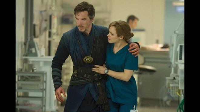 Doctor Strange se thoat bong Tony Stark trong phan phim moi? hinh anh 2