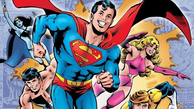 Con trai Superman la sieu anh hung quan trong nhat cua DC tuong lai? hinh anh 2