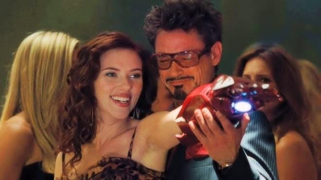 Iron Man xuất hiện trong phim về Black Widow?