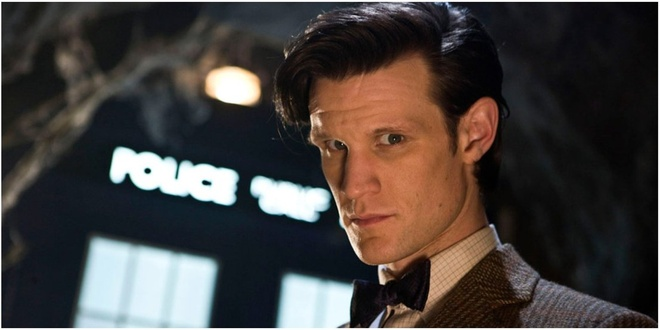 Lý do Matt Smith rời khỏi 'Doctor Who'