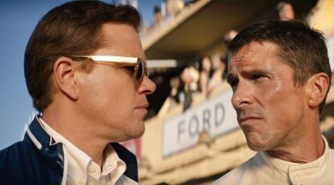 Trailer bo phim Ford v Ferrari (Cuoc dua lich su hinh anh