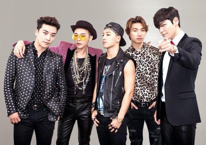 SNSD va nhung nhom nhac co doanh so album can moc 100 trieu ban hinh anh 3 BIGBANG.jpg