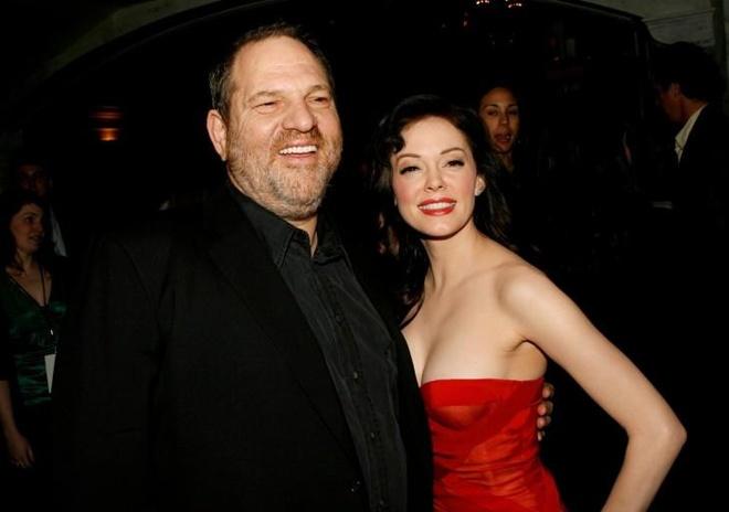 Harvey Weinstein tan cong tinh duc anh 1