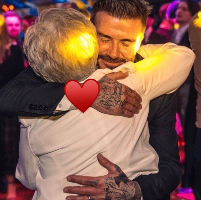 David Beckham anh 4
