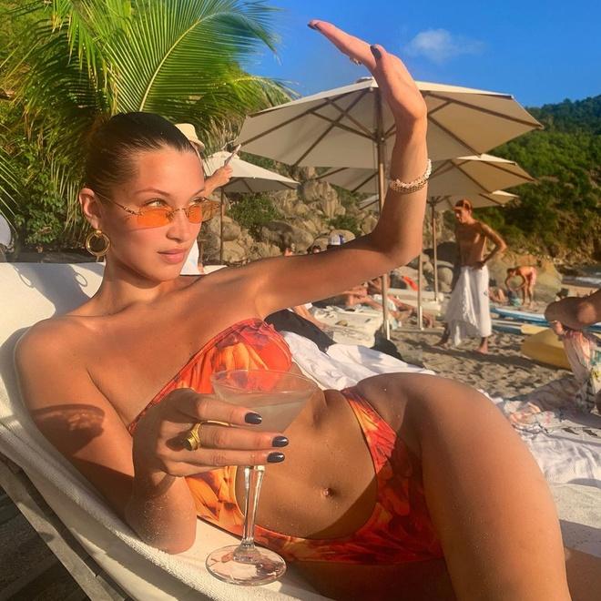 Bella Hadid  ban nude anh 9