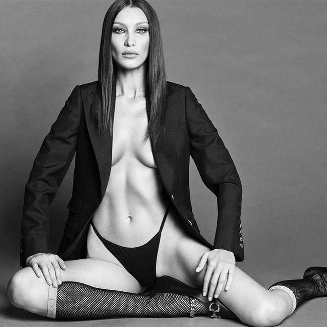 Bella Hadid  ban nude anh 3