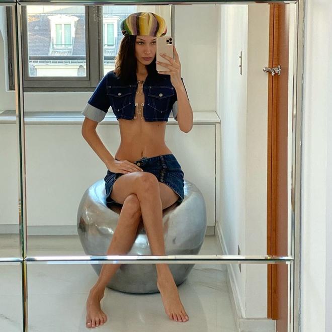 Bella Hadid  ban nude anh 5