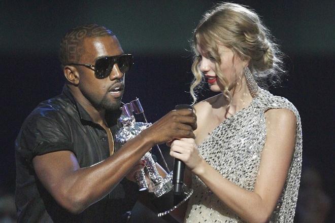 Kim Kardashian dan mat va trach Taylor Swift ich ky, noi doi hinh anh 2 9_2.jpg
