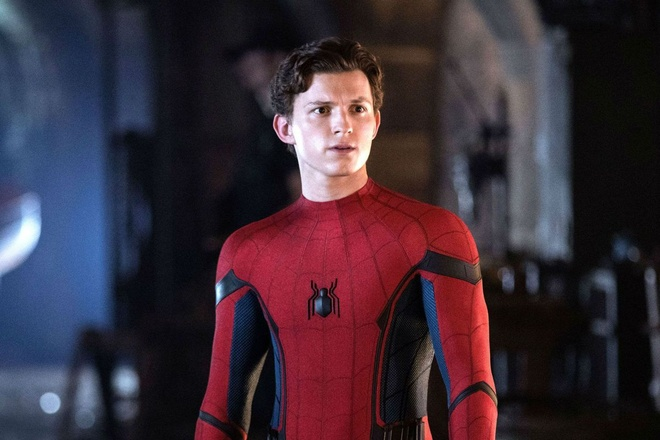 Tom Holland anh 2
