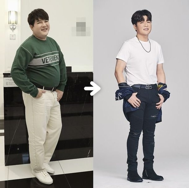 Shindong giam 31 kg anh 7
