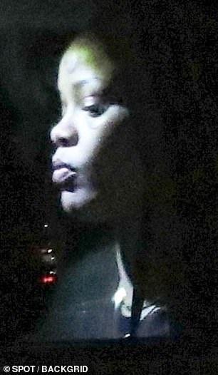 Rihanna gap tai nan anh 2