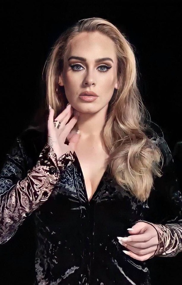 Adele giam can anh 1