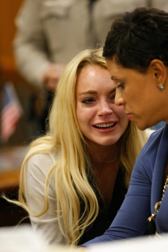 Lindsay Lohan tro lai anh 3
