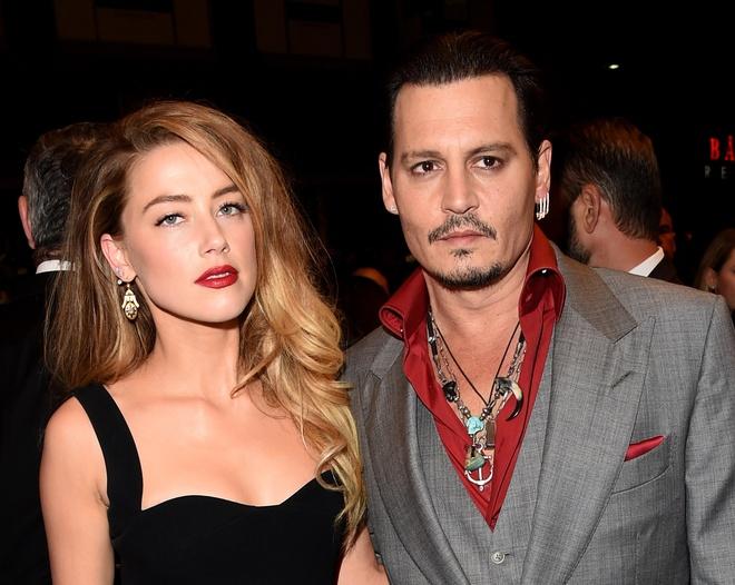 Amber Heard lai bi chi trich la 'ke dao mo' Johnny Depp hinh anh 1 amber_heard_johnny_depp_1.jpg