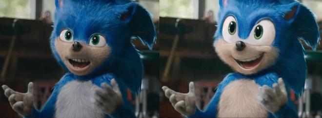 Tham hoa Sonic bi fan phan doi khap mang xa hoi, dao dien hua sua sai hinh anh 1