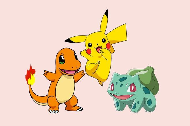 Nao bi anh huong boi game Pokemon anh 1