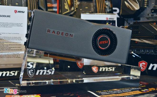 AMD ra mat dong card RX 5700 va chip Ryzen doi 3 o VN, chuyen gaming hinh anh 4