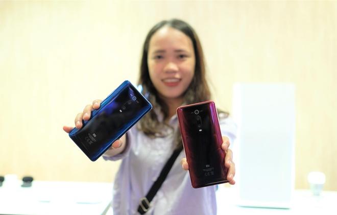 Xiaomi mang Redmi 7A, Mi A3 va Mi 9T ve VN, gia tu 2,3 trieu dong hinh anh 5