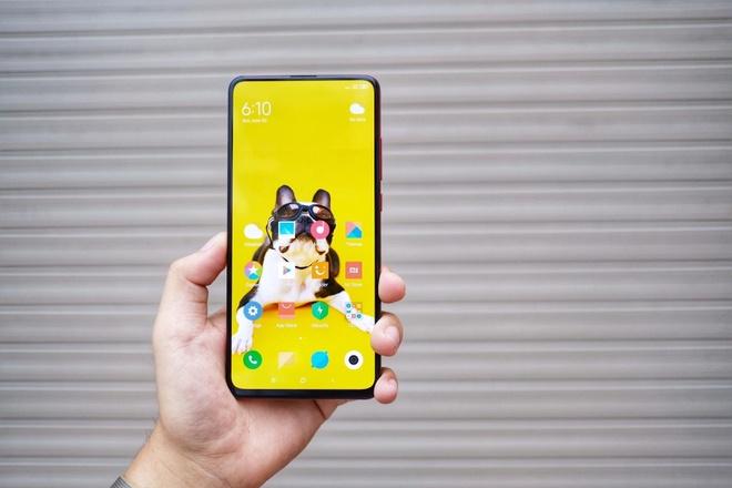 Xiaomi Mi 9T ra mat tai Viet Nam anh 2