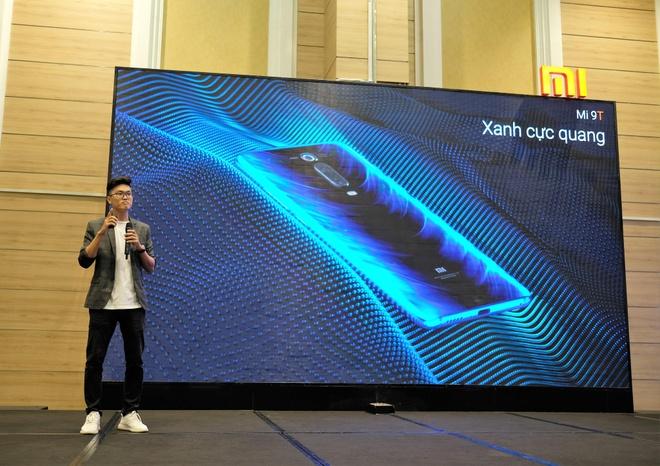 Xiaomi Mi 9T ra mat tai Viet Nam anh 1