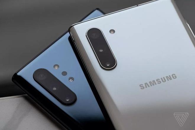 Galaxy Note10 co phai chi la 'chim moi' de Samsung ban Note10+? hinh anh 2