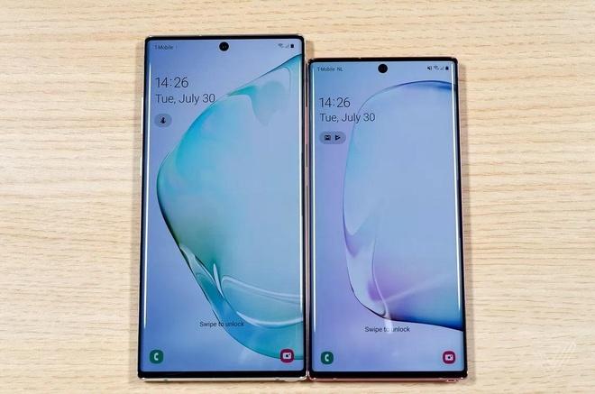 Galaxy Note10 co phai chi la 'chim moi' de Samsung ban Note10+? hinh anh 4